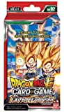 Bandai BCLDBSP7498 Dragon Ball Super Card Game: The Extreme Evolution Starter Deck, Multicoloured