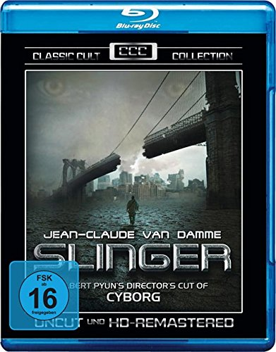 Slinger - Albert Pyun's Director's Cut of Cyborg (Classic Cult Edition) [Blu-ray]