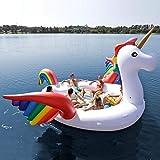 Festa sull'isola delle creature galleggianti - Unicorno