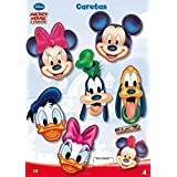 Careta Disney cartulina