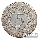 BRD (BR.Deutschland) Jägernr: 387 1971 D sehr schön Silber sehr schön 1971 5 Deutsche Mark Bundesadler (Münzen für Sammler)