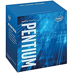 Intel Pentium Kaby Lake G4560 - Microprocessore, (DDR4-2133/2400, DDR3L-1333/1600, 3.5 GHz) colore: argento