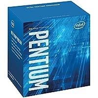 Intel Pentium Kaby Lake G4560 - Microprocesador (DDR4-2133/2400, DDR3L-1333/1600, 3.5 GHz) color plata