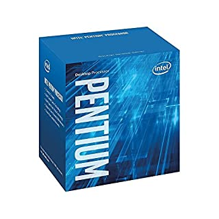 Intel Pentium Kaby Lake G4560-Microprocessor (DDR4-2133/2400, DDR3L-1333/1600, 3.5GHz) Silver colour (B01NCE8T92) | Amazon Products