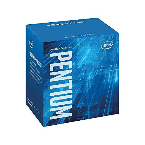 Intel pentium KABY Lake g4560 - microprocesseur (DDR4 - 2133/2400, Ddr3l-1333/1600, 3.5 GHz)...