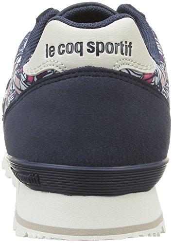 Le Coq Sportif Sigma Feathers, Scarpe da Ginnastica Basse Donna Blu (Dress Blue)