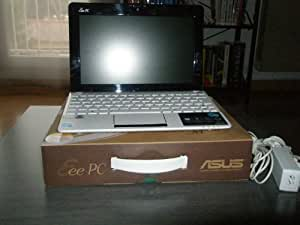 "Asus 1015PEM-WHI004S Netbook 10,1"" Intel Atom N550 250 Go RAM 1024 Mo Windows 7 Batterie Li-Ion 6 cellules Blanc"