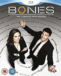 Bones - Season 5 [Blu-ray] (B00433SNCW)   Amazon price tracker / tracking, Amazon price history charts, Amazon price watches, Amazon price drop alerts