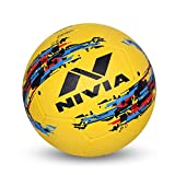 Nivia Storm Football, Size 5 (Yellow) - Best Reviews Guide