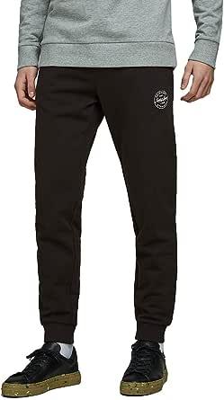 JACK & JONES Men's Jjigordon Jjshark Sweat Pants Viy Noos Sports Trousers