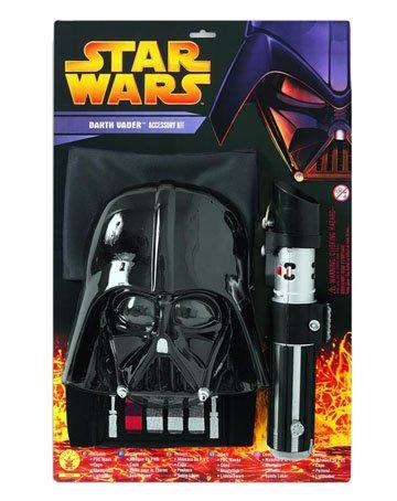 Darth Vader Kinder Kostümmit Lichtschwert Star Wars Kostüm -