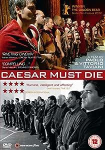Caesar Must Die [DVD]