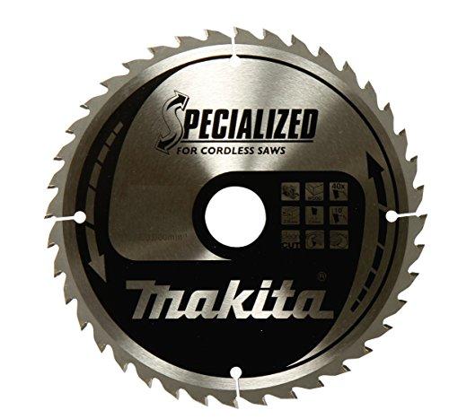 Preisvergleich Produktbild Makita Specialized Saegeblatt, 190 x 30 mm, 40Z, B-32976