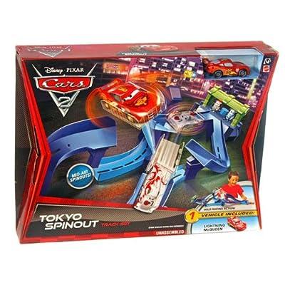 Cars - Supercarreras En Tokio (Mattel) de Mattel