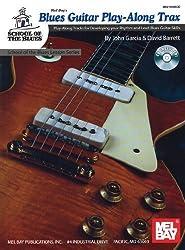 Mel Bay Blues Guitar Play-Along Trax by David Barrett & John Garcia (2006-08-29)