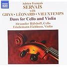 Duos Pour Violoncelle Et Violon