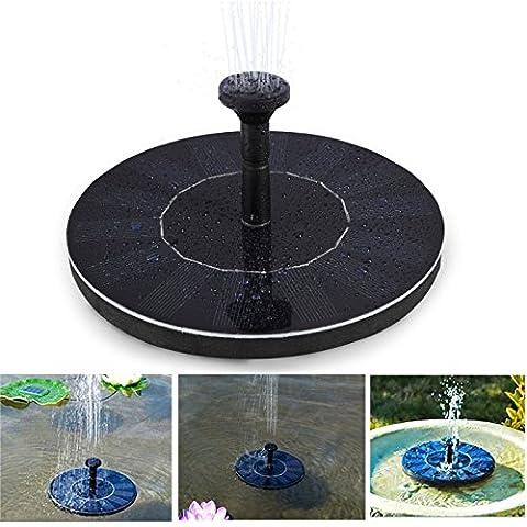 SOLEDI Fontaine solaire - Pompe à eau