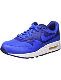 Nike Youths Air MAX 1 Leather Trainers