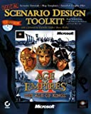 Microsoft Age of Empires II: The Age of Kings Official Scenario Design Toolkit by Paul Schuytema (2000-01-03)