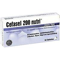Cefasel 200 nutri Selen-Tabs, 60 St. Tabletten preisvergleich bei billige-tabletten.eu