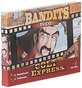 Asmodee- Colt Express: Bandit Pack - tuco Expansion en Castellano, Color (LUCOEX10NA)