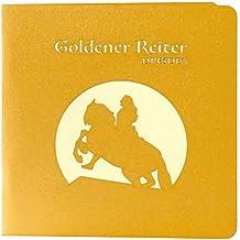 Suchergebnis Auf Amazonde Für Glückwunschkarten Goldene