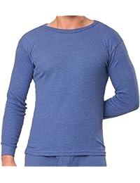 MT® THERMO LIGHT Herren Thermo Langarm Hemd - Warm, weich und atmungsaktiv durch Klimafaser! - Größen M-3XL wählbar - Qualität von celodoro