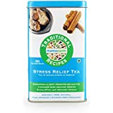 Mamaearth Traditional Recipe Organic Stress Relief Herbal Green Tea Bags 100% Natural Infusion Pack Of Eucalyptus...