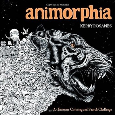 [ Animorphia: An Extreme Coloring and Search Challenge By ( Author ) Oct-2015 Paperback