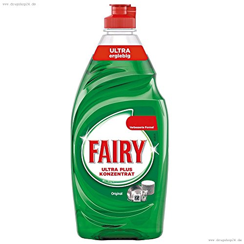 fairy ultra plus konzentrat 20x Fairy Spülmittel Ultra Plus Konzentrat 450ml