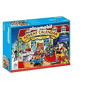 Playmobil Calendario dell'Avvento 70188 - Il Negozio dei Giocattoli di Natale 3 spesavip