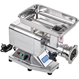 Royal Catering RCFW 120PRO Picadora de carne Électrica Profesional (120 kg/h, 850
