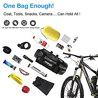 Roswheel Bolsa Delantera bikepacking 3