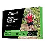 RunnerBox - Caja regalo para runners - CORRE Y ESCÁPATE UNA NOCH