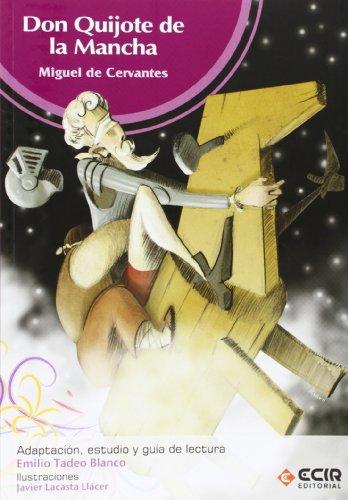 Don Quijote de la Mancha (Clásicos a la carta)