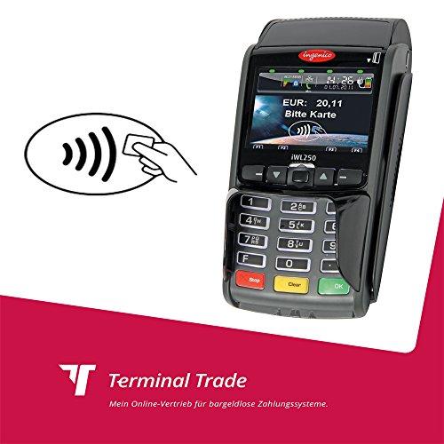 EC Karten-Lesegerät Ingenico iWL 250 mobil WLAN oder Bluetooth Verbindung