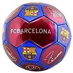 Fußball mit FC Barcelona Design und U...