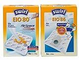 SWIRL Papierbeutel EIO80 AS AirSpace