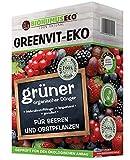 GREENVIT-EKO beeren-und obstpflanzen 1 kg 100% organische, Weiß