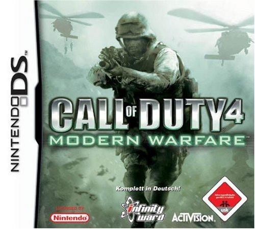 Call of Duty 4: Modern Warfare (Call Of Duty 4 Nintendo Ds)