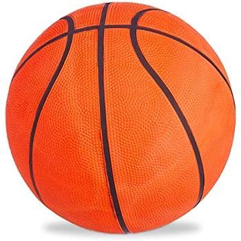 Relaxdays Balón Baloncesto para Exterior o Interior, Talla 7 ...