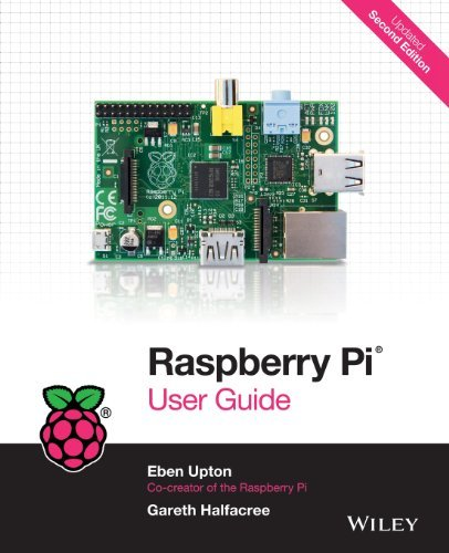 Raspberry Pi User Guide by Eben Upton (2013-12-04)