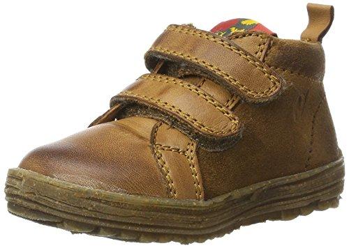 Naturino Baby Jungen Cloud VL Sneaker, Braun (Braun-9103), 24 EU