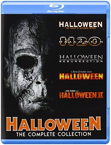 Halloween Complete Collection [Blu-ray]