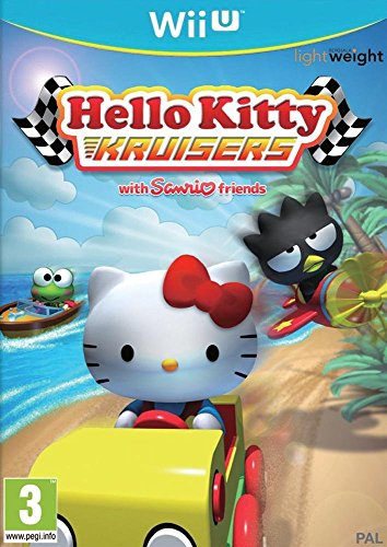 Wiiu Hello Kitty Kruisers (Eu)