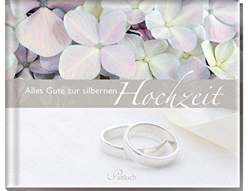 Alles Gute zur silbernen Hochzeit