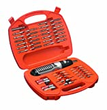 Best Black & Decker Socket Sets - Black + Decker A7071 Battery-Powered Screwdriver Set 54 Review