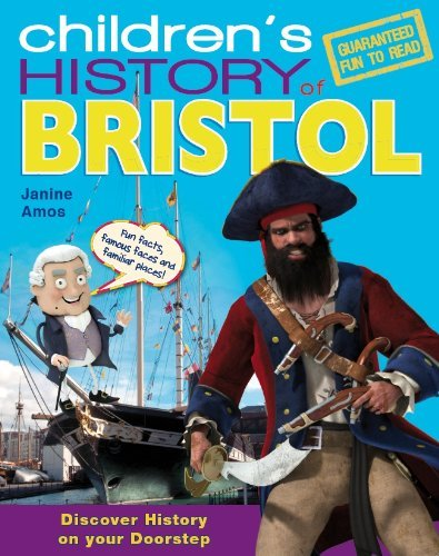 Children's History of Bristol (Hometown World) by Janine Amos (Illustrated, 1 Sep 2011) Hardcover