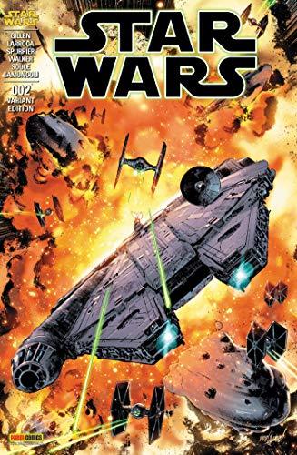 Star Wars nº2 (couverture 2/2) par  Kieron Gillen, SI Spurrier, Charles Soule, Salvador Larroca