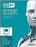 Eset Internet Security 10.0 9.0 NOD32 Antivirus For 1 Year 3PC /3 User(CD)